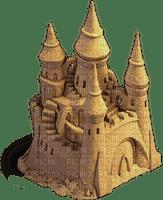 Salomelinda château de sable !