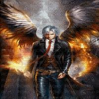 ange noir male angel men dark