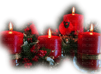 bougies noel 4.advent