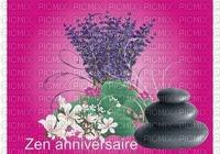 image encre fleurs zen joyeux anniversaire edited by me
