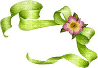 bows-green-with flowers