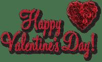 Happy Valentine's Day.text.Saint Valentin.Love.Victoriabea