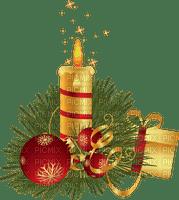 bougie noel candle christmas deco