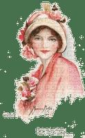 Cleo-Vintage dame