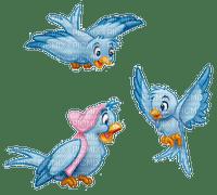 Cinderella * blue birds