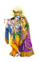 COUPLE HINDU RADHA KRISHNA