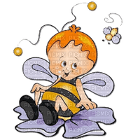 Kaz_Creations Cute Cartoon Bees Bee