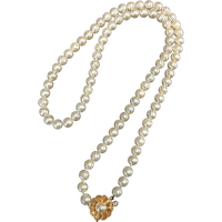 pearl necklace, sunshine3