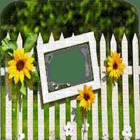 spring bg frame cadre printemps fond