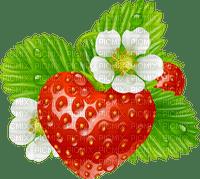 cœur fraise Danna1