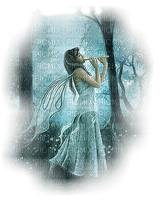 fairy turquoise  feerie fee