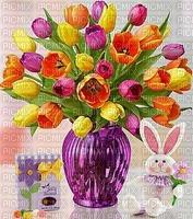Flowers fleurs flores art pâques tulipes