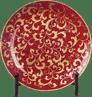 chinese asian plate deco, sunshine3