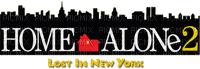 home alone 2 kevin in new york logo text