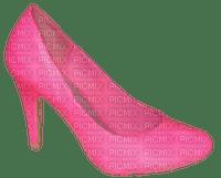 Kaz_Creations Rose Pink Deco Scrap Shoes Footwear