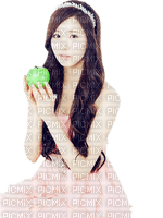Woman Asia China Orient Apple - Bogusia