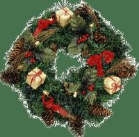 Christmas_Noël_deco__decoration_couronne__BlueDREAM 70