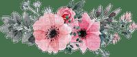 spring border frame flowers