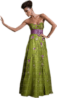 femme en vert.Cheyenne63