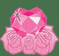 Pinkie rose mark