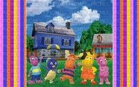multicolore image encre ink ivk la nature paysage bon anniversaire dessin maison fantaisie rayures printemps edited by me