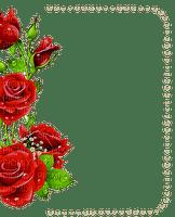 minou-flower-red-frame-pearl