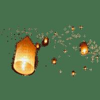 Chinese Lanterns,