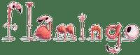 flamingo text🦩🦩