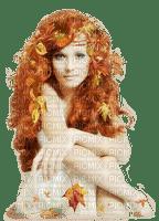 femme automne  woman autumn