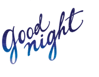 Good Night.text.Blue.Victoriabea