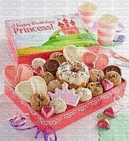Bon anniversaire princesse  la pâtisserie edited by me