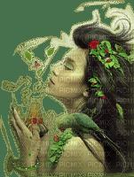 fairy  green fee vert
