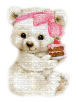 Kaz_Creations Cute Birthday Bear