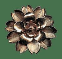 Fleur.Flower.Gold.Deco.metal.Victoriabea