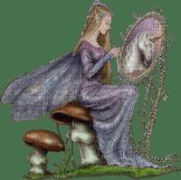 laurachan fairy mirror