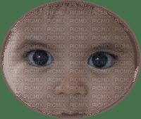 yeux d'enfant