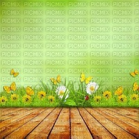 room chambre floor wood grass lawn race flower fleur fleurs background fond spring printemps frühling primavera весна wiosna paysage landscape garden jardin