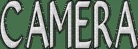 Kaz_Creations Logo Text Camera