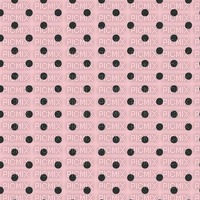 pink black dot background
