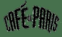 Café de Paris.Text.Victoriabea