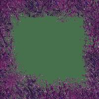 purple goth frame cadre violet