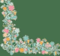 Fleurs coin nature Debutante cadre