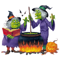 witches-- sorcière halloween