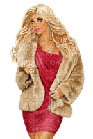 minou-woman-donna-femme-kvinna-blond-bionda