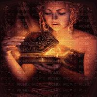 woman fantasy box femme fantaisie