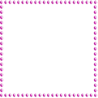 Deco Pearl Frame~Pink©Esme4eva