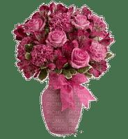 vase flowers roses Teeh
