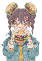 anime girl ❤️ elizamio