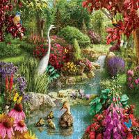 fondo jardin  fantasy dubravka4