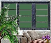 living room window frame
